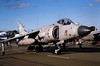 Razor SHARp (crusader752) Tags: rn royalnavy bae hs seaharrier shar fa2 zd610n123 no801squadron faa fleetairarm hmsinvincible 2004 rnasyeovilton airday jet vtol jumpjet jetfighter fighter aircraft