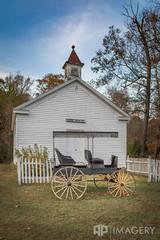 Pine Knob Church (AP Imagery) Tags: wagon baptist pineknob historic church carriage graysonco decay ky vintage rural kentucky primitive chapel usa