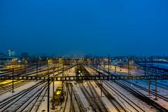 Some more snow: still not enough! (jaeschol) Tags: europa hardbruecke jahreszeit kantonzürich kontinent kreis5 schnee schweiz stadtzürich switzerland wetter winter zürich ch