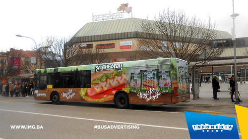 Info Media Group - Zlatiborac, BUS Outdoor Advertising, 11-2016 (2)
