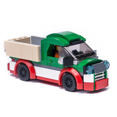 Octan custom car (KEEP_ON_BRICKING) Tags: lego city octan car custom moc