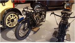 Louman Museum - Den Haag - Zuid Holland - Nederland (Bocaj47) Tags: 2017 adamdronepics auto b47 denhaag loumanmuseum motorbike motorcycle museum nederland zuidholland