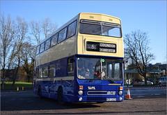 Preserved West Midlands PTE MCW Metrobus Mk2, 2462 (NOA 462X) (paulburr73) Tags: dr10227 2462 mcw metrocammellweymann mk2 coventry bus preserved heritage runningday transportfair butts doubledecker noa462x metrobus h4330f sponend 15944 762 lincolnshireroadcar newin1982 harnalllaneeast hn wt wheatleystreet wmt wmpte westmidlands travelwestmidlands stagecoach coventryrugbyclub 2017 january pb perrybarr midlands bankholiday buses