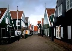 marken streets (everythingissea) Tags: marken island street netherlands holland