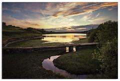 Leeming reservoir (.Wadders) Tags: leeming leemingreservoir yorkshire d600 water reservoir sunset ngc nikonfxshowcase nikkor1635mmf4