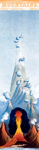 9606-Marque-pages // 19x5cm // Mountains