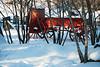 Hitch your wagon to a star (lindakatee) Tags: wagon fishcreekpark