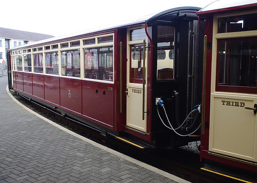 RD13307.  New Carriage No.119.