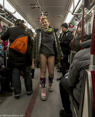 170108 - NPSR - No Pants Subway Ride - Toronto (9) (mishlove1) Tags: nopantssubwayride canada canon canon7d comedycentral downtowntoronto forthehellofit funtimes michaelishlove ontario outandabout subway subwayridenpsr ttc toronto withgeorgette pantless