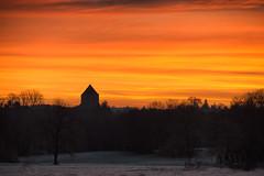 Sunrise Dream (TM Photography Vision) Tags: basel riehen schweiz sony alpha 99 zeiss 2470 28 bergerac st meard de gurcon lac aquitaine landscape sunrise sonnenaufgang rot minolta 70210 ofenrohr