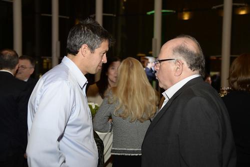 Ambassador's farewell party