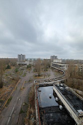 "Polissya Hotel - Pripyat • <a style=""font-size:0.8em;"" href=""http://www.flickr.com/photos/148075881@N07/32619452192/"" target=""_blank"">View on Flickr</a>"