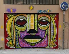 DA CRUZ (BE'N 59. Street photographer) Tags: streetart grenoble dacruz