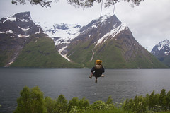 RelaxedPace22906_7D7710 (relaxedpace.com) Tags: norway 7d ropeswing 2015 mikehedge trandal christiangaard sophiewilkie