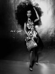 Octavia Fatal (krixxxmonroe) Tags: fashion photography wire ryan d live mini monroe clone ira royalty avant garde styling krixx