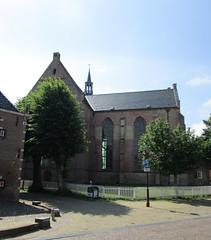 Workum (Fr) schip Gertrudiskerk (Arthur-A) Tags: church netherlands nederland kirche kerk eglise friesland fryslan workum gertrudis