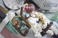 Handmade Series ----RICH KIDS (leoooona08) Tags: cute animals penguin diy kid doll felting handmade chick elf kawaii bjd accessories giraffe dollfie luts delf tee abjd acrylicpaint richkids hairaccessories balljointeddoll kdf dollclothes  hodoo   gdragon