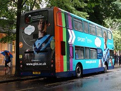 Cheltenham ... YN14 OWW (bazzadaramblerimages) Tags: gloucestershire cheltenham