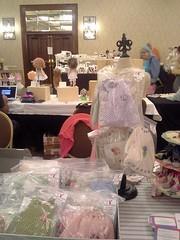 My outfits at Jpopdolls booth in Texas! :) (Maram Banu) Tags: show austin doll texas handmade clothes bjd outfits msd dollshow kayewiggs bjdc jpopdolls fairystyle marambanu bjdc2015