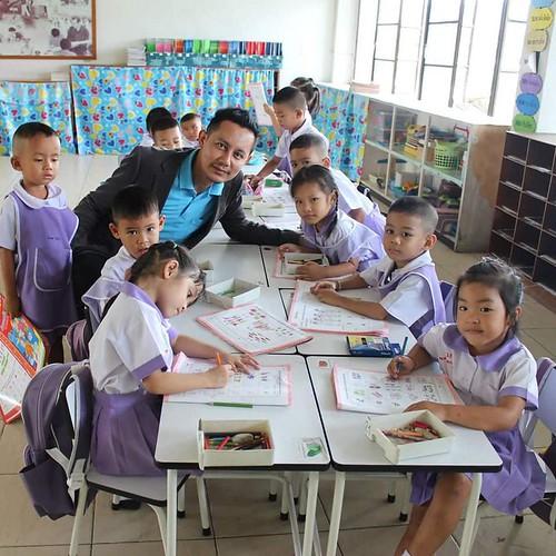 เยี่ยมชมโรงเรียนของในหลวงของเรา ระดับอนุบาล โรงเรียนวังไกลกังวล คับบ