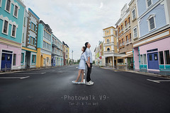 Photowalk V9- Wide angle (mystoryproduction) Tags: couple chinese cute toyota altis vios agacia kampar color buildings