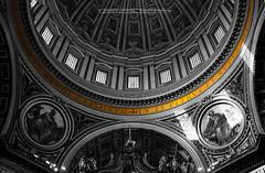 dôme Vaticano /Basilique St pierre (atkik) Tags: dôme basilique st pierre rome vaticano catholiques