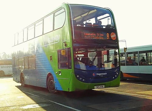 Stagecoach East YN15 KHH, 15211