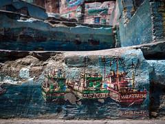 Sicherer Hafen (chrispenker) Tags: 2013 chile dezember lateinamerika reise stadt südamerika valparaiso
