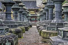 Inside the Shogun's Temple (akirat2011) Tags: japan tokyo ueno hdr 9xp