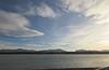 6488 Blue skies over Eryri (Andy - Busyyyyyyyyy) Tags: 20161214 bbb bluesky eee eryri menaistraits mmm mountains mtsnowdon snowdonia sss water www yrwyddfa