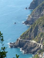 Cinque Terre (Emanuele Lotti) Tags: riomaggiore cinque terre via dellamore trekking escursionismo hiking monti montagne montagna mountain escursioni italy italia gruppo pegaso liguria liguri