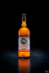 """Bière """"Les 3 Mages"""" - Les Coureurs de Lune Brasserie (Super Coin Coin) Tags: bière les coureurs de lune 3 mages brasserie 8° le poiré sur vie vendée beer bott bottle"""