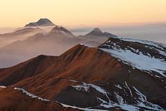 Orhi (jonlp) Tags: orhi pirinioak pyrenees pirineos mendiak montañas mountains landscape paisajea paisaje negua winter ilunabarra atardecer down