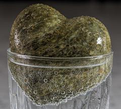 you've gotta have heart (WilliamND4) Tags: macromondays heart nikon d810 tokina100mmf28atxprod macro glass bubbles