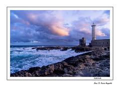 (nellofailla landscapes/paesaggi) Tags: mare sea sicilia augusta colori colours faro flickrunitedaward