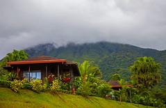 Accommodations (stevenbulman44) Tags: costarica rainforest canon landscape volcano cloud green color filter 2470f28l holiday