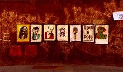 los amigos (Javo_Romero) Tags: rockandroll rr rock roll pintada mural pared corrientes buenos aires