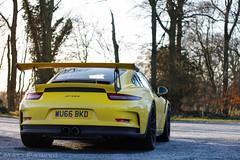 PTS Love (MJParker1804) Tags: porsche 911 991 gt3 rs pdk 40 pts paint sample custom colour racing yellow flat 6