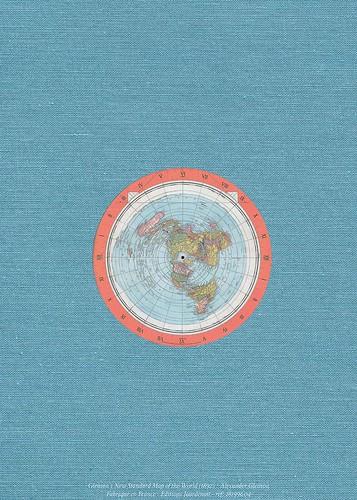 9604-Carnet // 15x21 // Globe