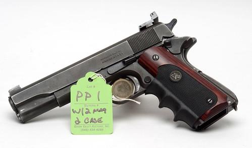 Rand Remington 1911 Semi-Automatic Pistol ($825.00)