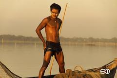Planar 85mm 1.4 C/Y (Ney Bokeh) Tags: carlzeiss planar 85mm cy mandalay fishermen myanmar