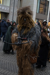 Chewbacca (rootandy) Tags: de bayern deutschland starwars nuremberg cartoon nrnberg cewbacca toonwalk