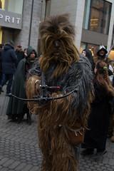 Chewbacca (rootandy) Tags: de bayern deutschland starwars nuremberg cartoon nürnberg cewbacca toonwalk
