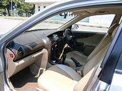 2004 Proton Waja 1.6 AT (ENH) in Ipoh, MY (34, Interior) (Aero7MY) Tags: 2004 car sedan malaysia 16 saloon ipoh enhanced proton enh waja 16l 4door impian at 4g18