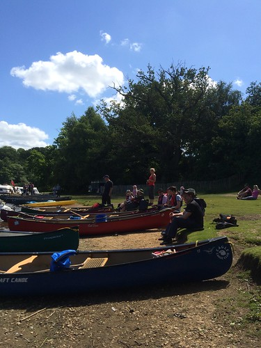 Memorial Paddle - Wroxham to Horning (16)