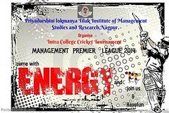 MPL - Management Premier League @ Priyadarshini LTIMSR - 3 Days I (3)