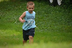 Focus. (SaltyDogPhoto) Tags: family boy test motion cute nikon moments son running hunter nikkor actionshot capturedmoments nikkor70300 nikonphotography nikond7200 saltydogphoto