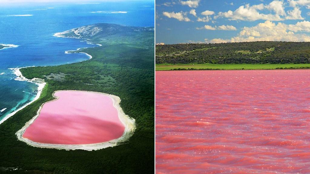4Nguyên nhân nước hồ Hillier lại có màu hồng đến nay vẫn chưa có lời giải đáp