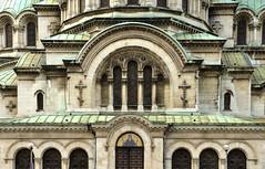 La cathdrale Alexandre-Nevski (Vincent Rowell) Tags: church raw sofia tonemapped bulgariaistanbul2015
