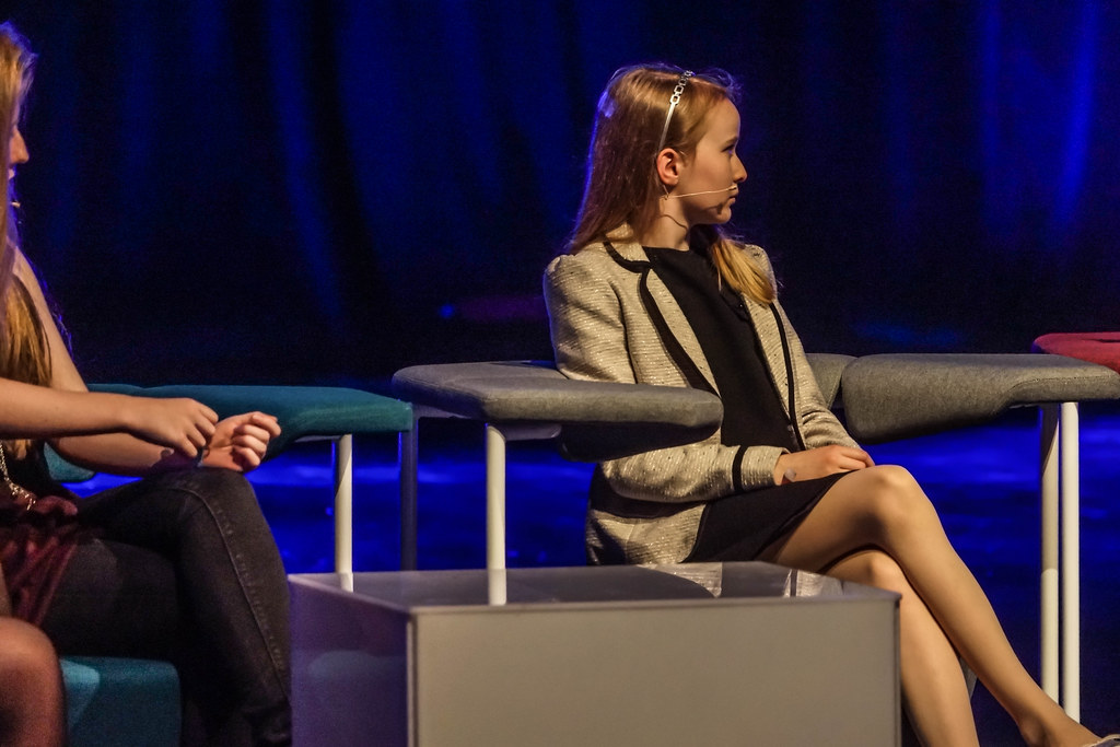 THE NEXT GENERATION PANEL [INSPIREFEST 2015] REF-105775